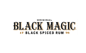 Black Magic Spiced Rum Logo | Digital Marketing