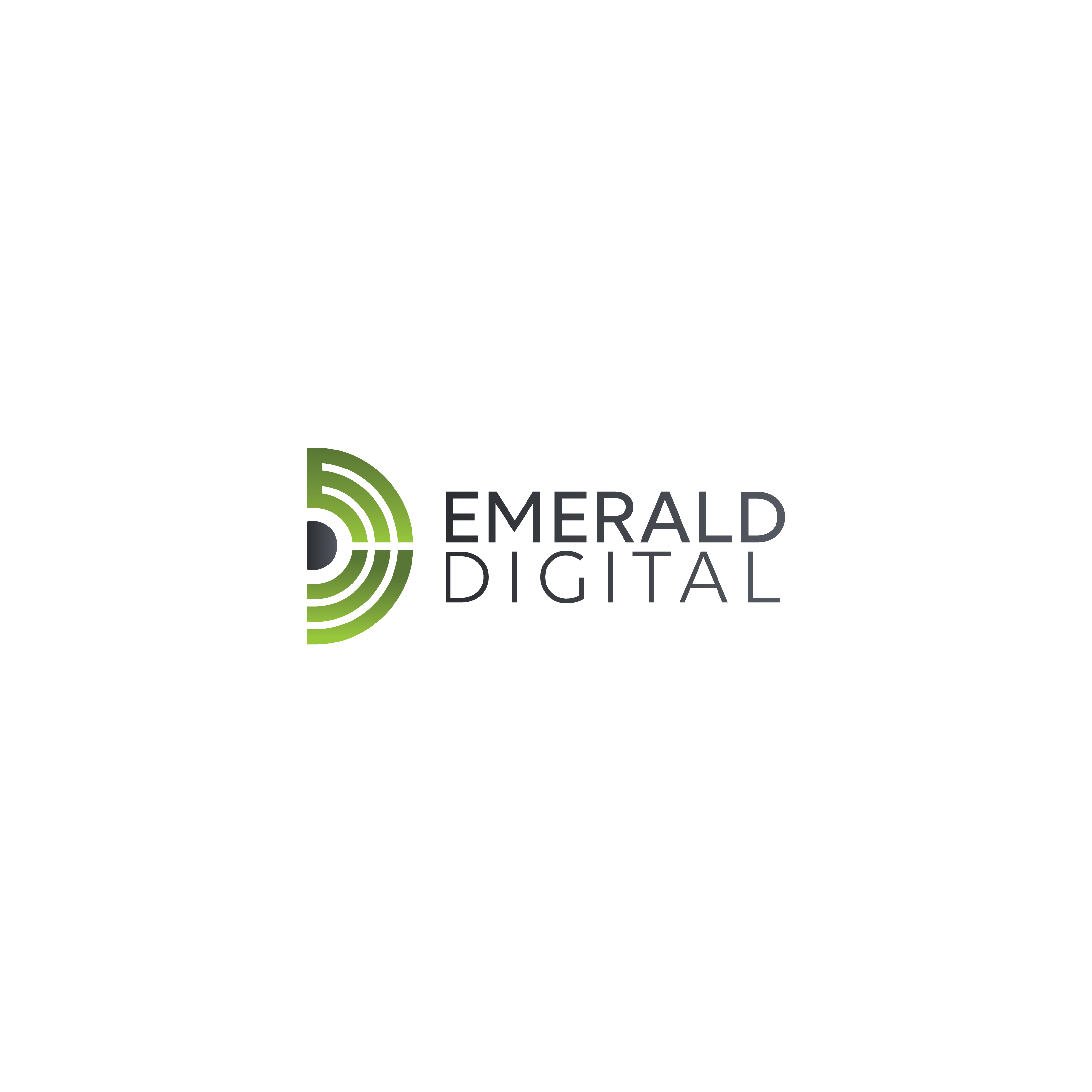Emerald Digital Logo | Marketing Agency